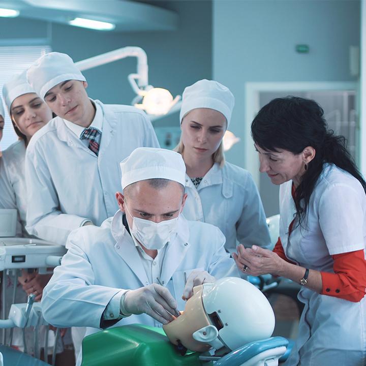 大学病院や総合病院